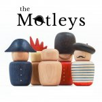 The Motleys - Purer Spaß aus Holz