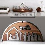 unoferrum - Design-Weihnachtskrippen