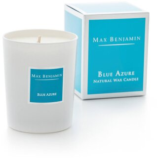 Max Benjamin CLASSIC COLLECTION Duftkerze 190g - Blue Azure