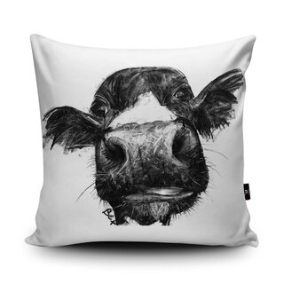 WRAPTIOUS Designerkissen - Cow