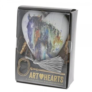 Art Heart - Mare and foal