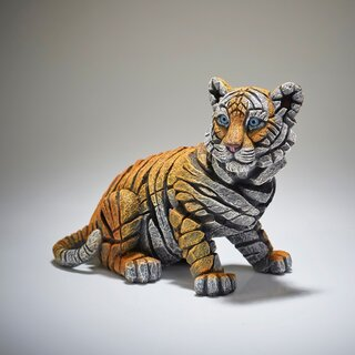 EDGE SCULPTURE - Tiger cub / Baby