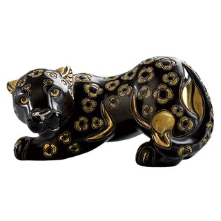 DE ROSA Coll. - Black Panther - MEDIUM WILDLIFE
