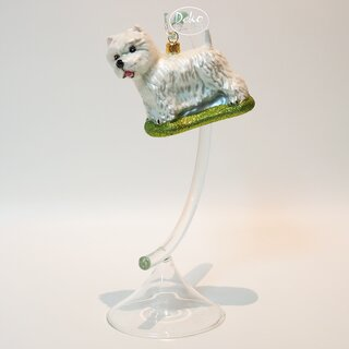Christbaumschmuck - IMPULS - WESTIE / West Highland White...