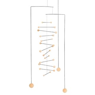 Flensted Mobiles - Mobile COUNTERPOINT natur MAXI von Ole Flensted