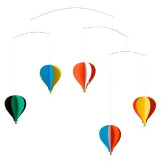 Flensted Mobiles - Mobile BALLOON MOBILE 5 von Ole Flensted