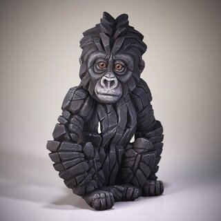EDGE SCULPTURE - Gorilla Baby