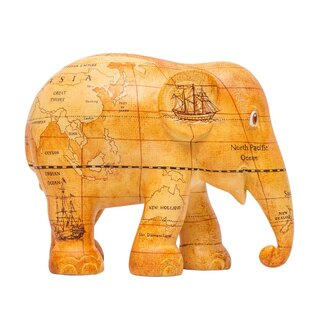Elephant Parade - Tales of Discovery - 75cm ***