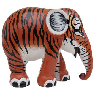 Elephant Parade - Tigerphant