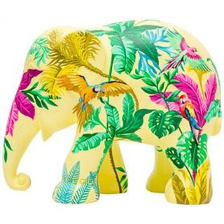 Elephant Parade - Tropical foliage