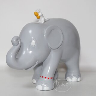 Elephant Parade - Dumbo & Timothy