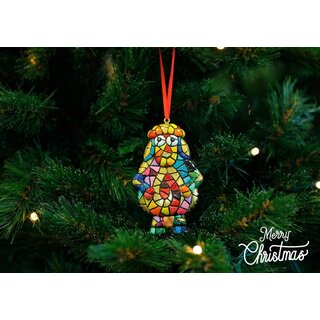 Barcino Designs - Christbaumschmuck / Ornament - Schaf