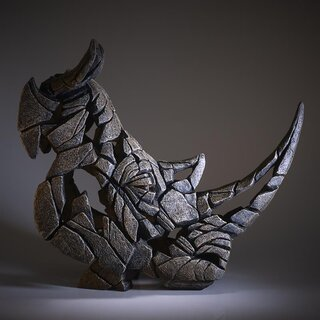 EDGE SCULPTURE - Rhinozeros - Nashorn