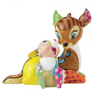 DISNEY-Britto-Kollektion - BAMBI & KLOPFER