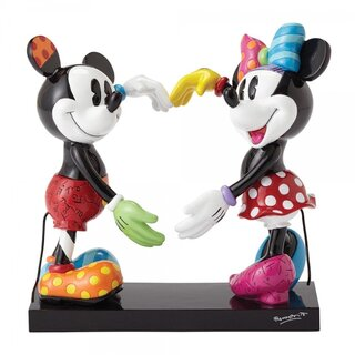 DISNEY-Britto-Kollektion - MICKEY & MINNIE The Heart