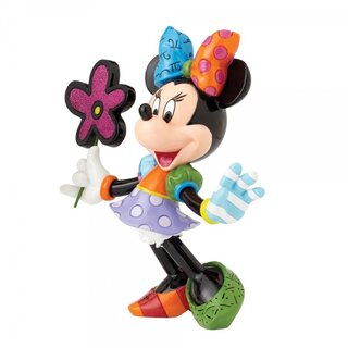 DISNEY-Britto-Kollektion - MINNIE with Flower