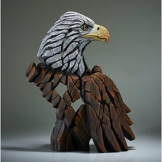 EDGE SCULPTURE - Bald Eagle /  Weißkopfseeadler
