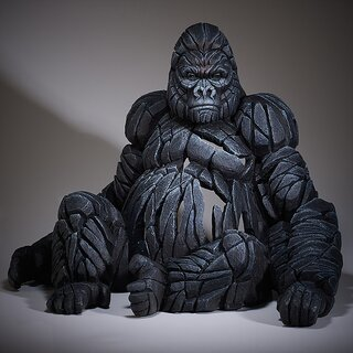 EDGE SCULPTURE - Gorilla