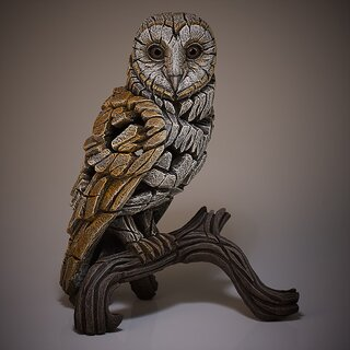 EDGE SCULPTURE - Barn Owl (Eule)