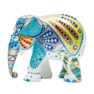 Elephant Parade - Mosaic wings