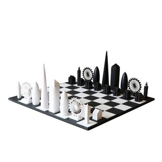 SKYLINE-CHESS - Design - Schach / London Edition Starter-Kit