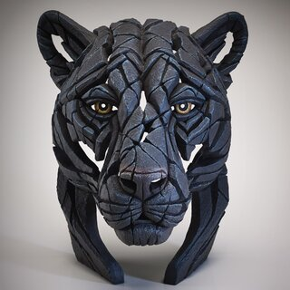EDGE SCULPTURE - Black Panther