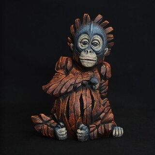 EDGE SCULPTURE - Orangutan Baby