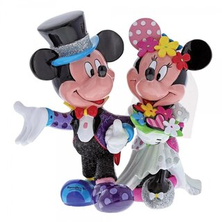 DISNEY-Britto-Kollektion - MICKEY & MINNIE The Wedding