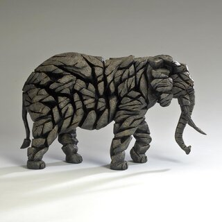 EDGE SCULPTURE - Elefant mokka