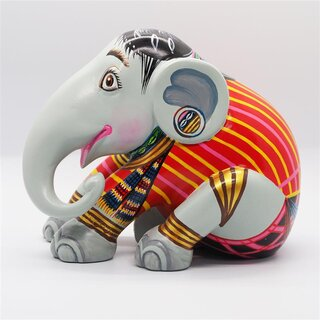 Elephant Parade - Red Karen