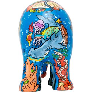 Elephant Parade - Rainbow Reef
